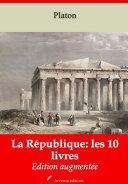 Pdf La République: les 10 livres Telecharger