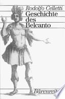 Geschichte des Belcanto