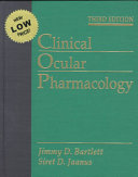 Clinical Ocular Pharmacology Book PDF