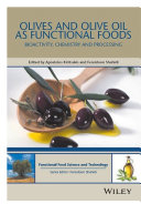 Olives and Olive Oil as Functional Foods [Pdf/ePub] eBook