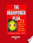 The Brainpower Plan Book