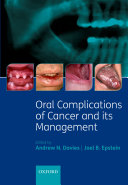 Oral Complications of Cancer and Its Management