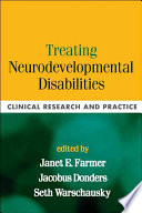 Treating Neurodevelopmental Disabilities Book PDF