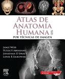 Atlas de anatomía humana : por técnicas de imagen