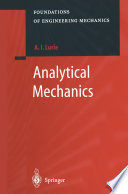 Analytical Mechanics Book PDF