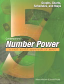 Number Power 5  Graphs  Charts  Schedules  and Maps