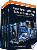 Computer Systems And Software Engineering Concepts Methodologies Tools And Applications