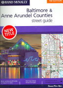 Rand McNally Baltimore & Anne Arundel Counties, Maryland ebook