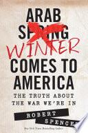Arab Winter Comes to America Book