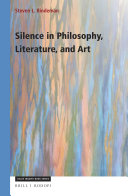 Pdf Silence in Philosophy, Literature, and Art