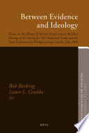 Between Evidence And Ideology