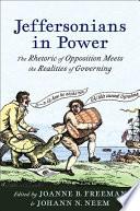 Jeffersonians in Power