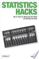 Statistics Hacks Book