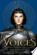 link to Voices : the final hours of Joan of Arc in the TCC library catalog