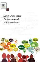 Direct Democracy Book