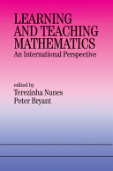Learning and Teaching Mathematics