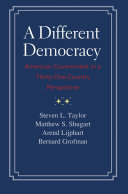 A Different Democracy