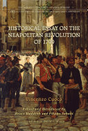 Pdf Historical Essay on the Neapolitan Revolution of 1799 Telecharger