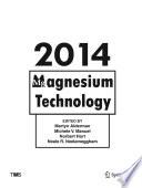 Magnesium Technology 2014 Book
