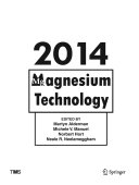 Magnesium Technology 2014