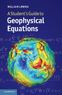 A Student's Guide to Geophysical Equations