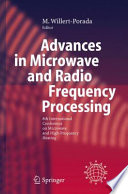 Advances in Microwave and Radio Frequency Processing Book