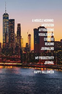 Pdf A Miracle Morning Meditation Affirmations Visualisations Exercise Reading Journaling My Productivity Journal Happy Halloween