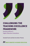 Challenging the Teaching Excellence Framework