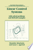 Linear Control Systems Book