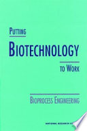 Putting Biotechnology to Work Book