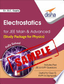 (SAMPLE) Electrostatics for JEE Main & Advanced (Study Package for Physics)