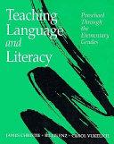 Teaching Language and Literacy Book