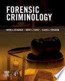 Forensic Criminology Book