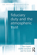 Pdf Fiduciary Duty and the Atmospheric Trust