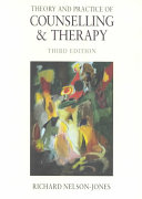 Theory and Practice of Counselling   Therapy