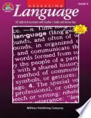 Assessing Language Grade 5 Enhanced Ebook