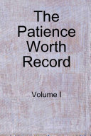 The Patience Worth Record