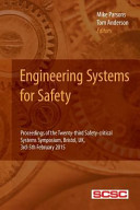 Engineering Systems for Safety