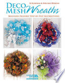 Read Online Deco Mesh Wreaths For Free