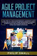 Agile Project Management Book PDF