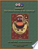 Orissa Society of Americas 40th Annual Convention Souvenir