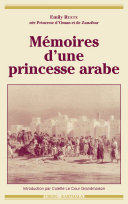 Mémoires d'une princesse arabe Pdf/ePub eBook
