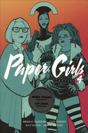 Paper Girls, Volume 4 banner backdrop