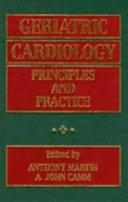 Geriatric Cardiology Book