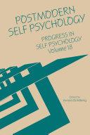 Progress in Self Psychology  V  18