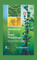 Advances in Plant Physiology  Vol  17