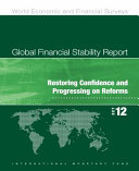 Global Financial Stability Report, October 2012