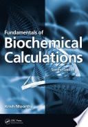 Fundamentals Of Biochemical Calculations Second Edition Book PDF