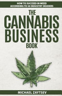 The Cannabis Business Book