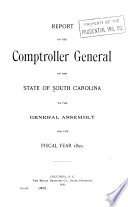 Report of the Comptroller General